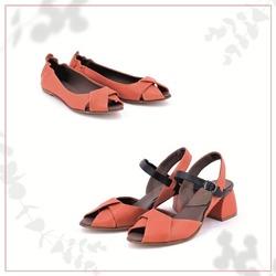 """ROSSO CORALLO ❤  Non è un vero rosso e non è un arancione. Vibrante, ricco, brioso, """"simboleggia la nostra necessità innata di ottimismo"""". Parola di @pantone! 😉  #scarpedonna #womanshoes #shoesforher #shoeslovers #shoesshopping #scarpeinpelle #leathershoes #scarpeartigianali #handmade #scarpefatteamano #madeinitaly #madeinmarche #springsummer #primaveraestate #fruehlingsommer #summershoes #scarpeestive #sommerschuhe #sandals #sandali #sandalen #redshoes"""